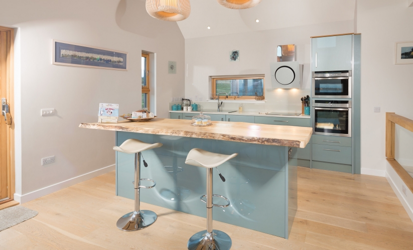 Your stylish kitchen to make the most of local produce