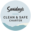 Sawdays Clean & Safe