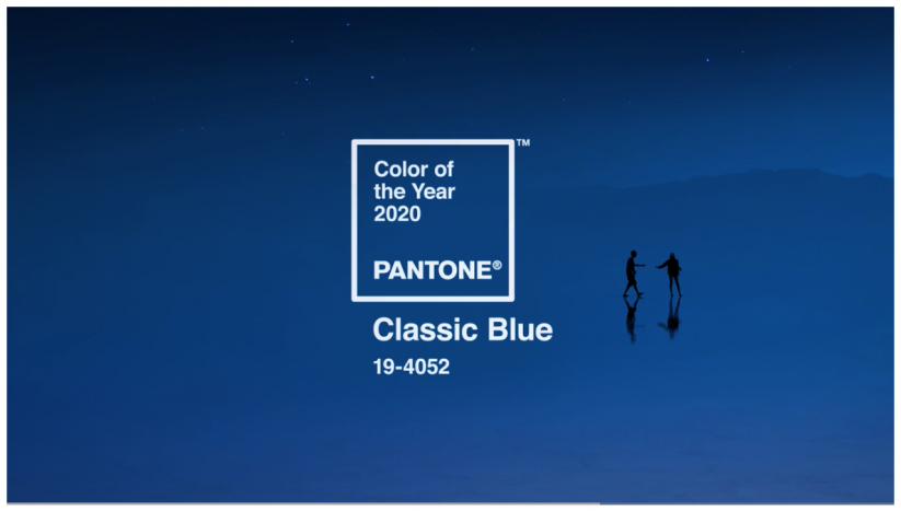 Classic Blue - Pantone Color of the Year